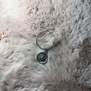 Alex & Ani Lotus Leaf Petals Ring